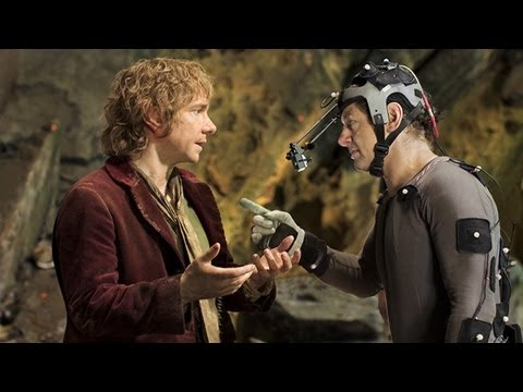 This Is How All The Fantastical Creatures From The Hobbit Come To Life On The Screen