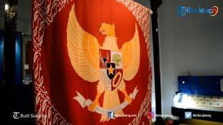 Ada Batik Garuda Pancasila di Museum Batik Pekalongan
