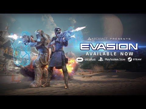 EVASION | Launch Trailer thumbnail