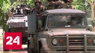 """Дутерте жесткой рукой зачищает гнездо """"Исламского государства"""" на юге Филиппин"""