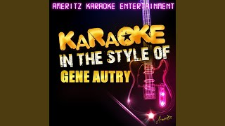Someday You'll Want Me to Want You (Karaoke Version)