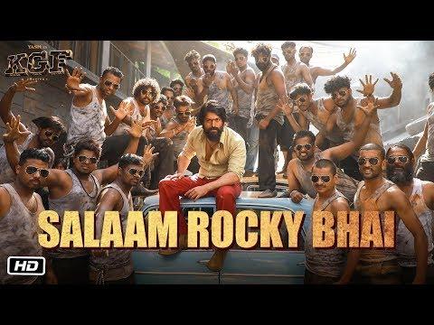SALAAM ROCKY BHAI | KGF Chapter 1 | Yash, Srinidhi Shetty | Prashanth Neel