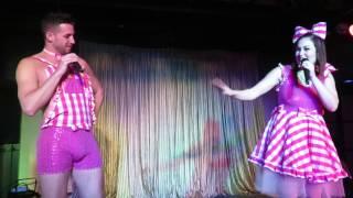 Cherry Monroe & Basil Woodlea - Serious