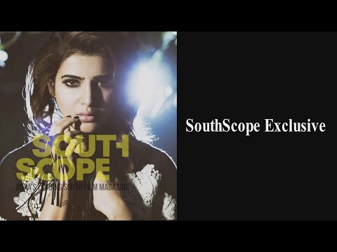 Samantha tells SouthScope the kind of roles she would like to play
