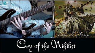 Children of Bodom -  Cry of the Nihilist Guitar Solo