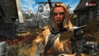 SKYRIM S.E. Bijin Wives, NPCs, Warmaidens