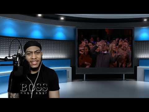 Golden Buzzer: Joseph Allen Sings Original Song - America's Got Talent 2019 - Reaction (видео)