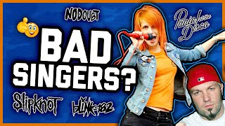 Why we love HAYLEY WILLIAMS, COREY TAYLOR & BLINK-182