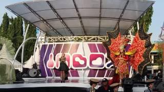 Opening Karnaval Inbox Sctv Di Alun Alun Simpang7 Kudus Jawa Tengah (29 Oktober 2016)