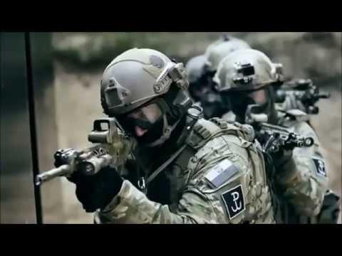 Speciální protiteroristické jednotky – polský GROM