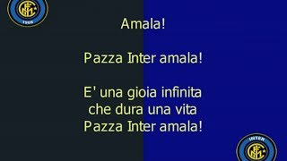 inter mp3 pazza
