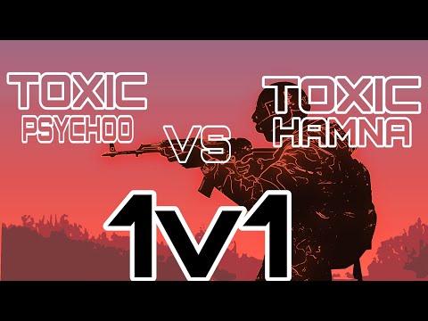 1v1 Tdm Challenge | Toxic Gaming | Pubg Mobile