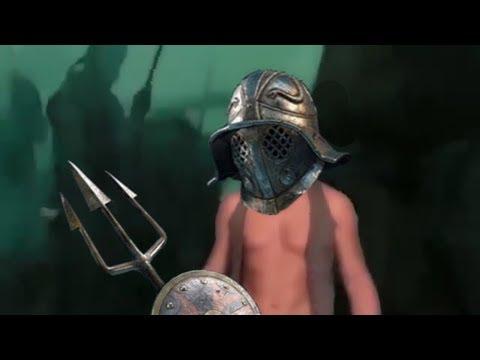 [FOR HONOR] современный гладиатор
