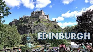 EDINBURGH - SCOTLAND 4K