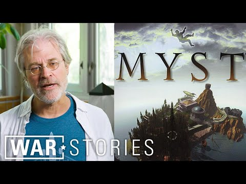How Myst's designers stuffed an entire universe onto a single CD-ROM