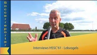 Interviews HSSC '61 -  Lekvogels