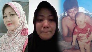 Tak Bertemu Ayahnya sejak Balita, Ibu Dua Anak Menangis Rindu Minta Bantuan Netizen