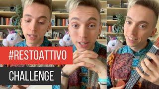 #RestoAttivo vivi la quarantena felice! di Federico Pistono