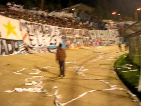 """SOY DE ARELLANO (8)"" Barra: Garra Blanca • Club: Colo-Colo"