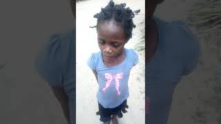 preview picture of video 'Little princess want to travel to Onitsha to feed her dream,,,'