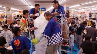 日本一のかき氷の挑戦