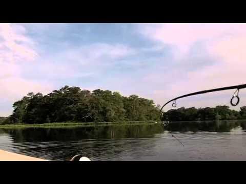 Long Island Kayak Fishing – Forge Pond Riverhead, NY