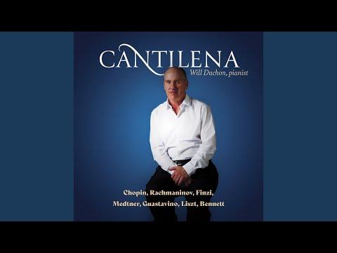 """Excerpt from my album """"Cantilena"""", released in June, 2021."""