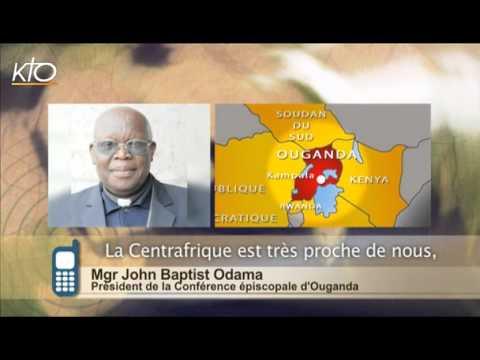 Parole d'Afrique - Mgr Odama, Ouganda