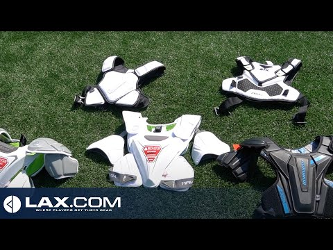 thumbnail for Best Lacrosse Shoulder Pads and Liners 2021
