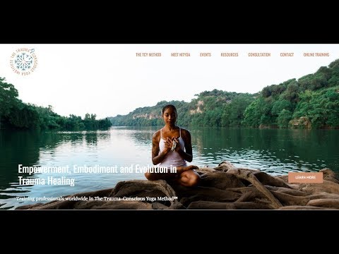 Get Certified in The Trauma-Conscious Yoga Method   - YouTube