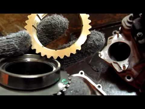 Фото к видео: ВАЗ 2114 ремонт кпп