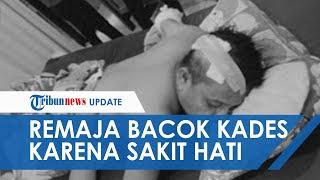 """Pencacah Sawit 18 Tahun Nekat Bacok Kades dengan Kampak karena Sakit Hati: """"Mampus Tidak Laku"""""""