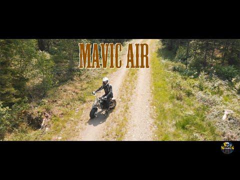 mavic-air-active-track-on-a-mini-bike