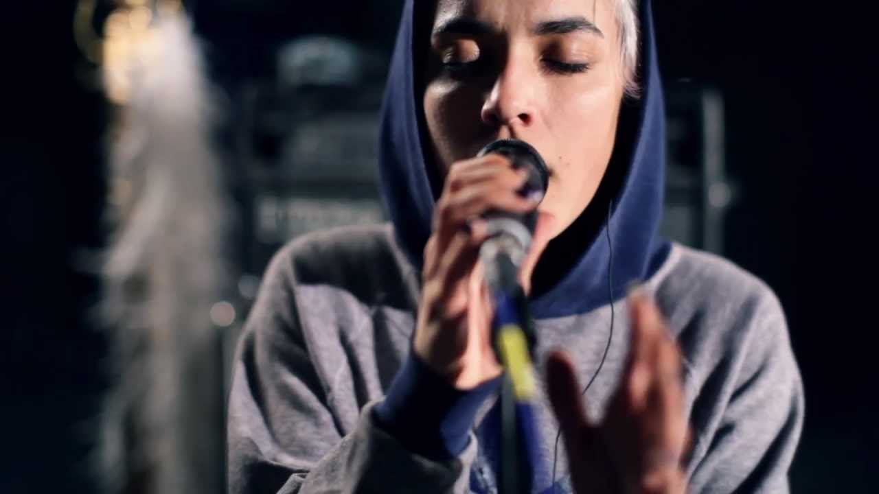 Warpaint - 'Billie Holiday (Rough Trade Sessions)'