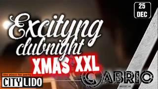 Cabrio @ City Lido XMas XXL-Party!