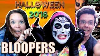 Bloopers Halloween 2016