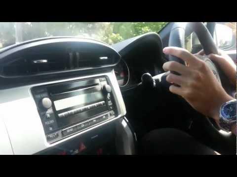 Subaru BRZ Test Drive (2012)