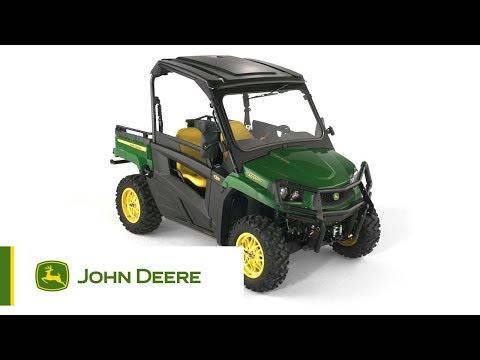John Deere Gator XUV590M - film på YouTube