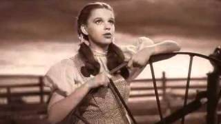 71st Anniversary - Somewhere Over The Rainbow - Judy Garland in The Wizard of Oz