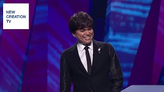 Joseph Prince - Lebe unbesiegt in Jesus 1/4 I New Creation TV Deutsch I