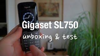 Gigaset SL750H Pro an Telekom VoIP (Konfiguration, Test, Klingeltöne)