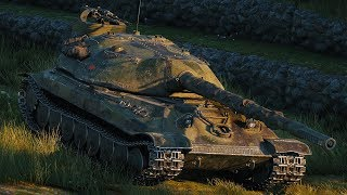 World of Tanks Object 705A - 7 Kills 11,1K Damage