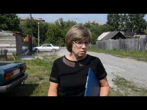 Начальник отдела по защите прав детей Ирина Курганова провела проверку на подшефном округе №3.