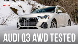 2020 Audi Q3 S Line Quattro Review and Off-Road Test (feat. BMW X1)