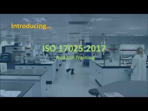 Online ISO 17025 Internal Auditor Training Course - YouTube