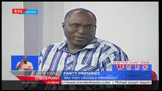 Checkpoint: Are political parties capable of holding free and fair elections