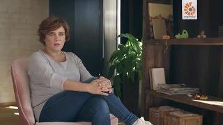 Premiere: Muriel Baumeister ist erste Ergobaby Markenbotschafterin
