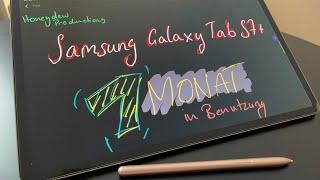 Das Samsung Galaxy Tab S7+ nach fast einem Jahr noch gut?