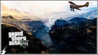 GTA V-Трюки под Мостами и в Тоннелях #15 (GTA 5 Трюки)