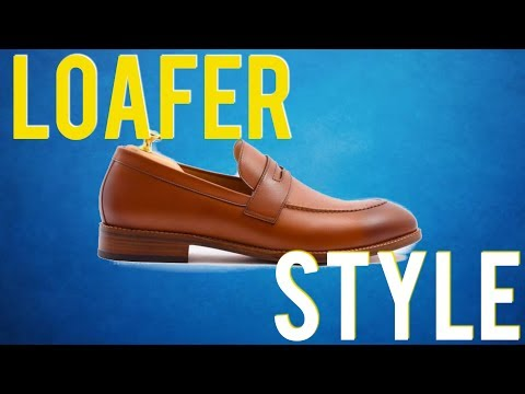 How To Wear Penny Loafers For Spring 2019 (Cohen Loafers by Beckett Simonon)